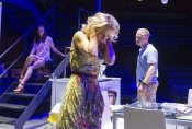 'A Streetcar Named Desire' play performed at the Young Vic Theatre, London, Britain