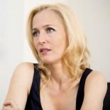 "07 Aug 2015, Hollywood, Los Angeles, California, USA --- Gillian Anderson ""XFiles"" 08/07/15 --- Image by © Armando Gallo/Corbis"